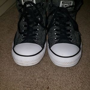 Converse all star mid top